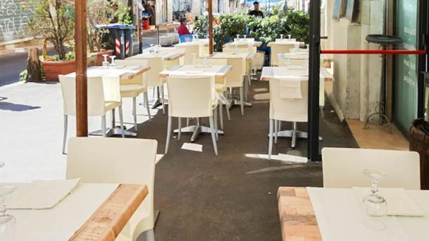 Mercato 8 Sala del ristorante
