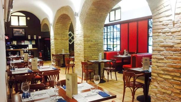 Underground Sala ristorante