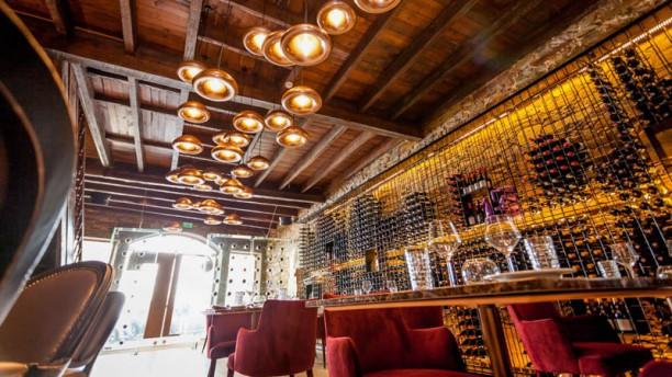 T - Food, Wine & Fun Vista da sala