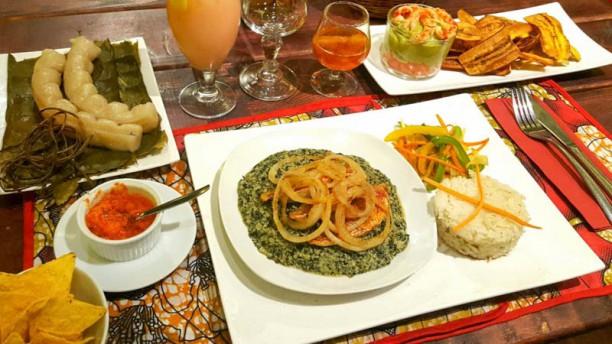 Restaurant Kamukera Menu