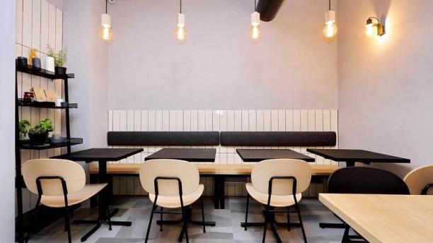 Zero ° Pizza and Restaurant Vista sala