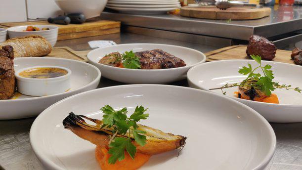 Meat and Bubbles Suggestie van de chef