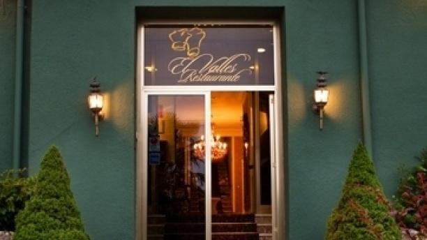 El Vallés - Hotel El Vallés Vista entrada