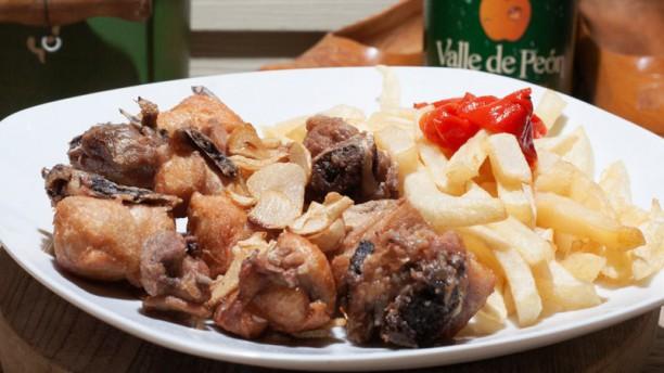 La Morocha de Granada Sugerencia del chef