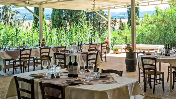 Tenuta di Mensanello Agri-Restaurant Terrazza