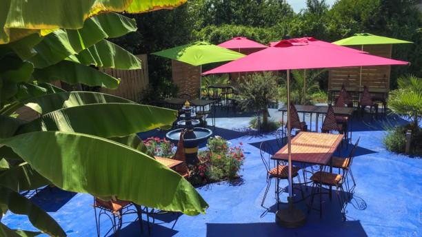 Les Jardins de Majorelle Jardin extérieur