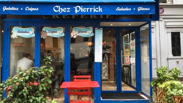 Chez Pierrick Devanture