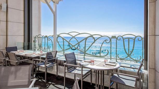 Palais Mediterranee Nice Restaurant