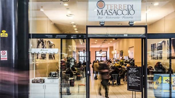 Caffè Terre di Masaccio La entrata