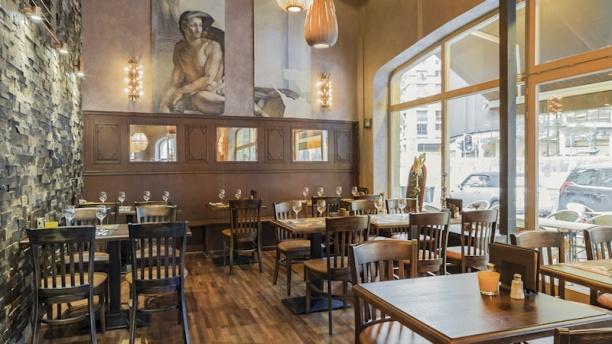 Grimbergen caf in brussel menu openingstijden prijzen - Resto terrasse jardin bruxelles nanterre ...