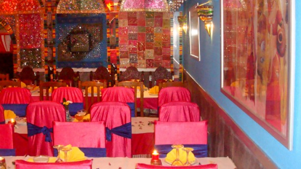 Mayura Tandoori - Restaurante Indiano - Cascais Sala