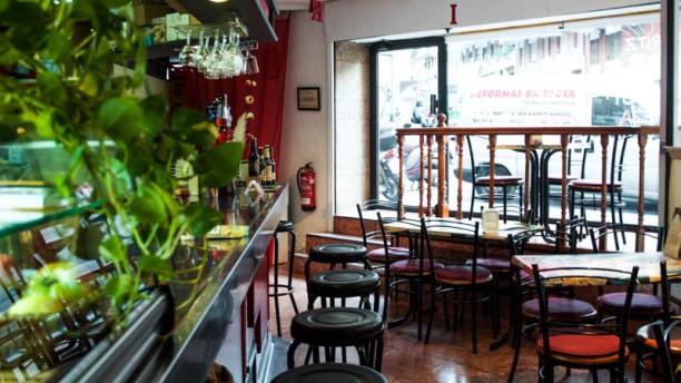 Ikki Bar Vista sala
