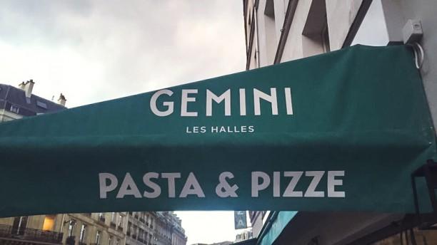 Gemini Les Halles Enseigne