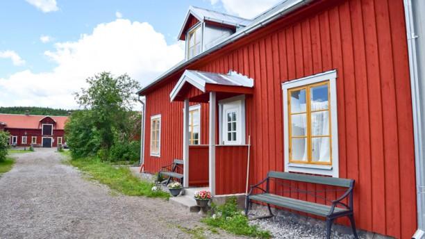 Vänneberga gård Entre