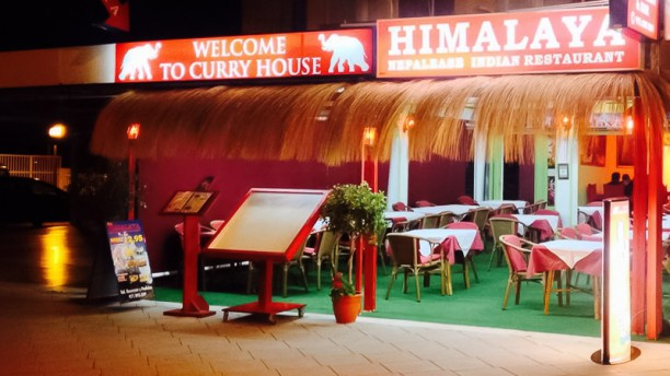 Himalaya Indian Nepalese Restaurant - Port d'Alcudia Vista entrada