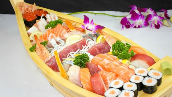Sushi Massena - Restaurant - Paris