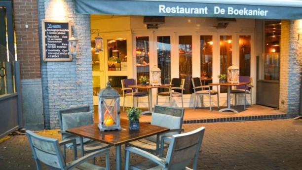 Restaurant de Boekanier Ingang
