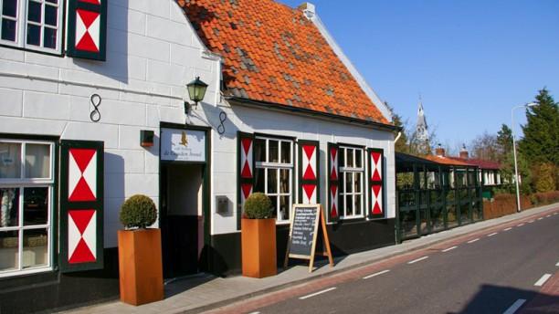 De Arend Restaurant Ingang
