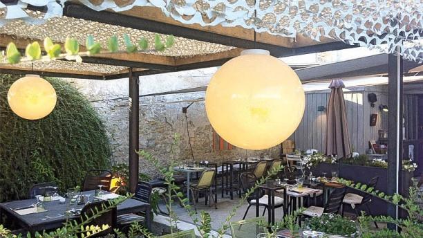 Restaurant le jardin en ville carcassonne menu avis for Restaurant le jardin 02