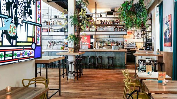 Nieuw Rotterdams Cafe (NRC) Restaurant