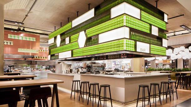 de Bijenkorf Kitchen Eindhoven Het restaurant