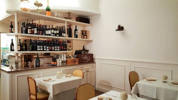 Officina Dei Sapori Sala del ristorante