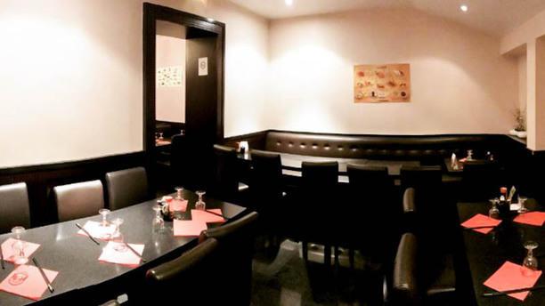 Sushi Sun Salles séparées pour plus d'intimité