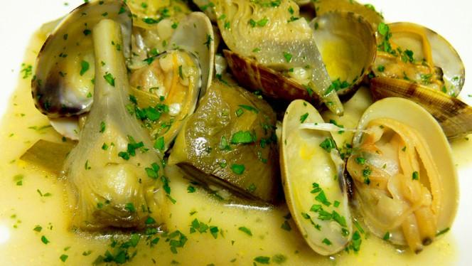 Sugerencia del chef - Garden Navarra - Castellana, Madrid