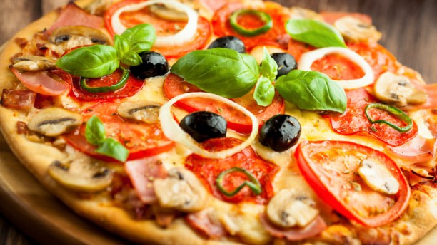 Splendido pizza