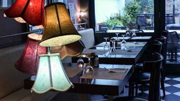 Le Bidule Salon du restaurant