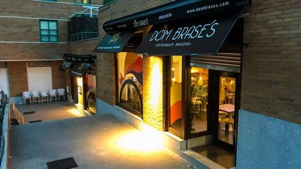 Dom Brases - Parquesol Entrada