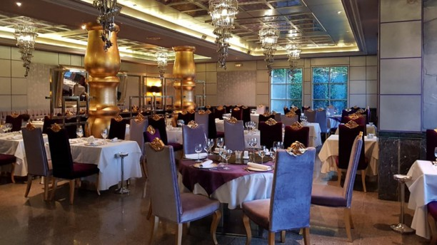 Asiatico Zen Sala del restaurante