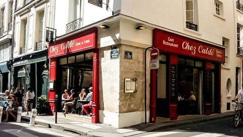 Chez Caldé, Paris