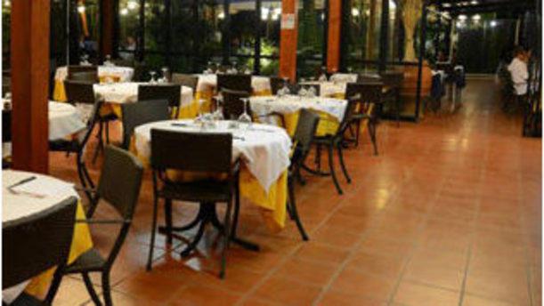 Pizzeria Saporetti Sala interna