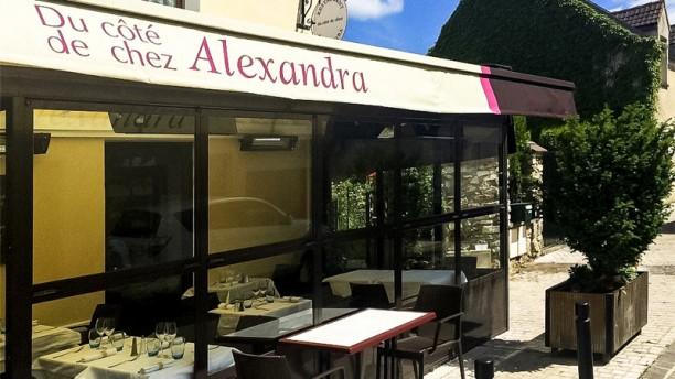Du Côté de Chez Alexandra Devanture