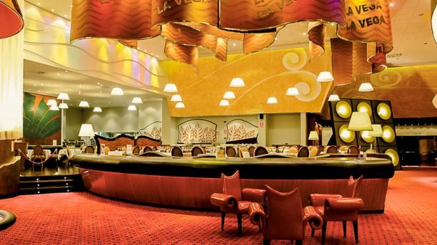 Buffet La Vega - Gran Casino Aranjuez Vista sala
