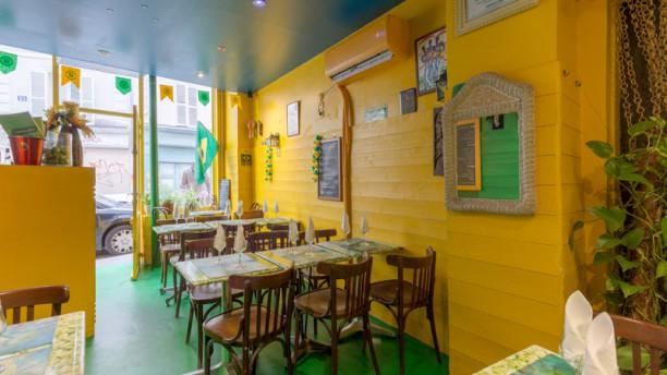 Carajas Salle du restaurant