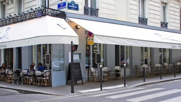 Les Parisiennes Extérieur