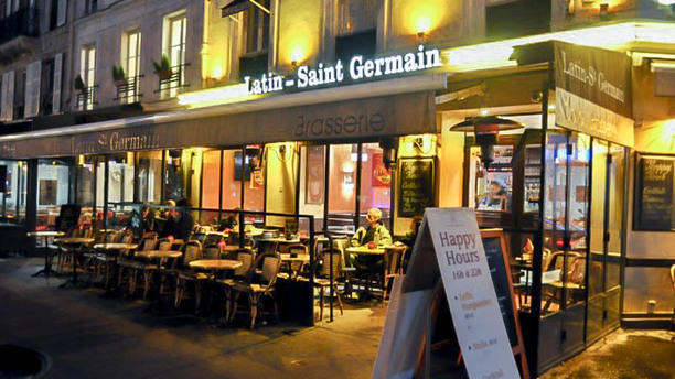 Le Latin Saint-Germain Terrasse