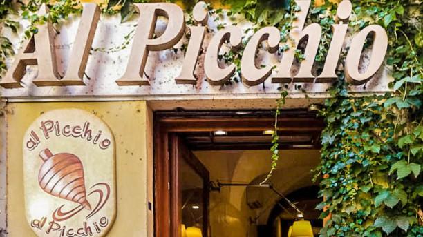 Al Picchio Entrata