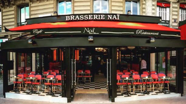 Brasserie Naï Façade