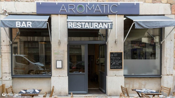 Aromatic Entrée