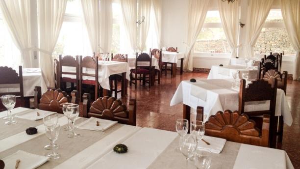 Es Restaurant Vista de la sala