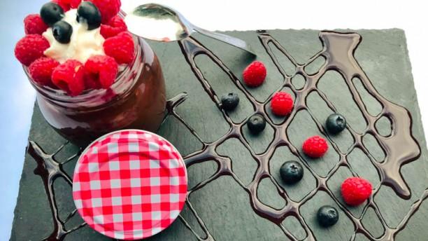 La Belle Guinguette chez Byzance dessert