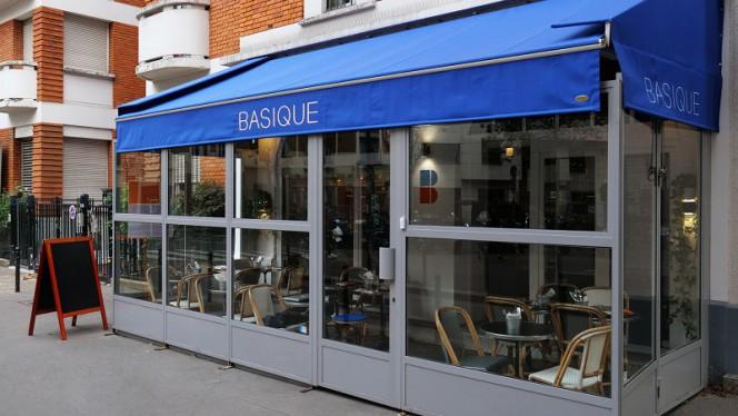 Basique - Restaurant - Paris