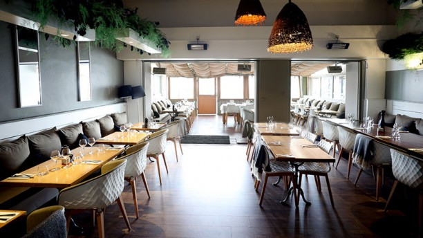La Marine Salle du restaurant