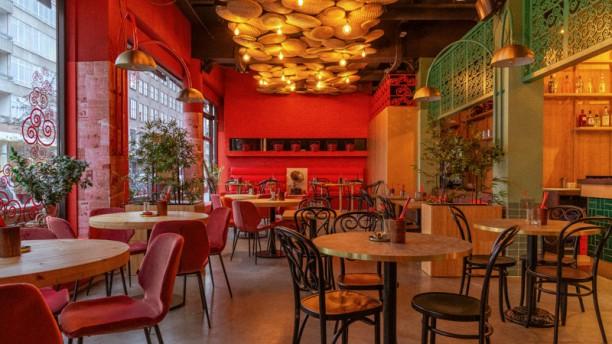 Shanghai Papa Het restaurant