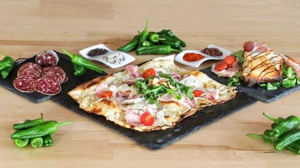 Laurent la Pizza Fine Suggestion de plat