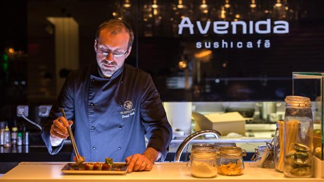 Chef - Avenida Sushi Café, Lisboa