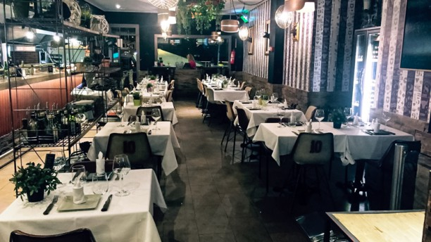 La Torino - Cuzco Sala del restaurante